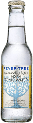 1,95 € | Refrescos Fever-Tree Indian Light Tonic Water United Kingdom Small Bottle 20 cl