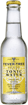 1,95 € Free Shipping | Refreshment Fever-Tree Indian Tonic Water United Kingdom Small Bottle 20 cl