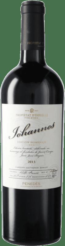 39,95 € | Red wine Juvé y Camps Iohannes D.O. Penedès Catalonia Spain Bottle 75 cl
