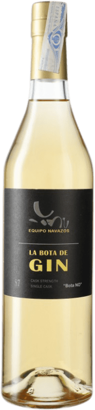 59,95 € Free Shipping | Gin Equipo Navazos La Bota Nº 87 Gin Single Cask Spain Bottle 70 cl