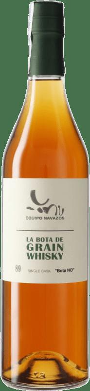 59,95 € Envío gratis | Whisky Single Malt Equipo Navazos La Bota Nº 89 Bota NO España Botella 70 cl