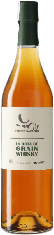 59,95 € Free Shipping | Whisky Single Malt Equipo Navazos La Bota Nº 89 Bota NO Spain Bottle 70 cl