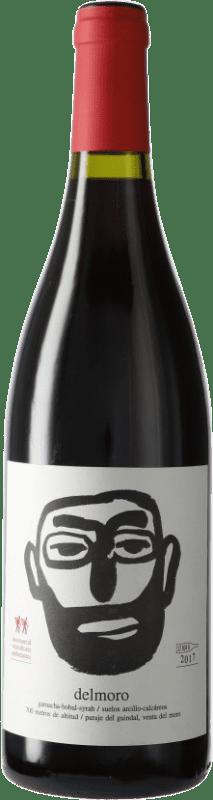 9,95 € | Red wine Javi Revert La Comarcal Delmoro D.O. Valencia Valencian Community Spain Moristel Bottle 75 cl
