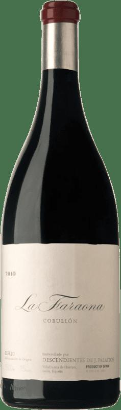 2 429,95 € 免费送货 | 红酒 Descendientes J. Palacios La Faraona 2010 D.O. Bierzo 卡斯蒂利亚莱昂 西班牙 Mencía 瓶子 Magnum 1,5 L
