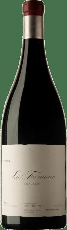 4 846,95 € 免费送货 | 红酒 Descendientes J. Palacios La Faraona 2010 D.O. Bierzo 卡斯蒂利亚莱昂 西班牙 Mencía 瓶子 Jéroboam-双Magnum 3 L