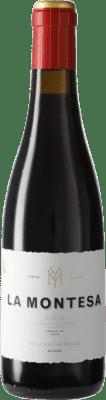 8,95 € Envio grátis   Vinho tinto Palacios Remondo La Montesa Crianza D.O.Ca. Rioja Espanha Tempranillo, Grenache, Mazuelo Meia Garrafa 37 cl