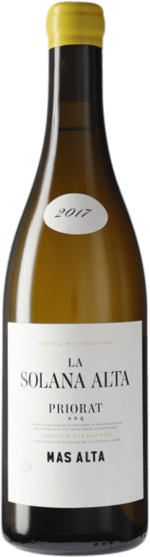 45,95 € 免费送货 | 白酒 Mas Alta La Solana Alta D.O.Ca. Priorat 加泰罗尼亚 西班牙 Grenache White 瓶子 75 cl