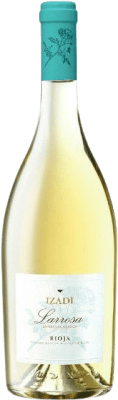 6,95 € Free Shipping | White wine Izadi Larrosa D.O.Ca. Rioja Spain Grenache White Bottle 75 cl