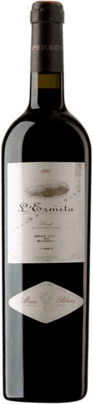 1 069,95 € | Red wine Álvaro Palacios L'Ermita 1998 D.O.Ca. Priorat Catalonia Spain Grenache, Cabernet Sauvignon Bottle 75 cl