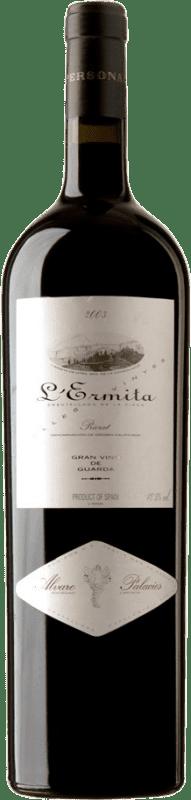 8 809,95 € Free Shipping   Red wine Álvaro Palacios L'Ermita 2003 D.O.Ca. Priorat Catalonia Spain Grenache, Cabernet Sauvignon Special Bottle 5 L