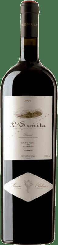8 809,95 € Free Shipping   Red wine Álvaro Palacios L'Ermita 1999 D.O.Ca. Priorat Catalonia Spain Grenache, Cabernet Sauvignon Special Bottle 5 L