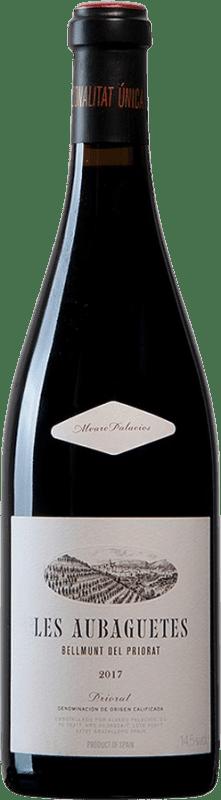 905,95 € Free Shipping | Red wine Álvaro Palacios Les Aubaguetes D.O.Ca. Priorat Catalonia Spain Grenache, Samsó Magnum Bottle 1,5 L