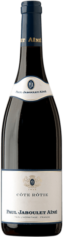 79,95 € 免费送货 | 红酒 Jaboulet Aîné Les Pierrelles A.O.C. Côte-Rôtie 法国 Syrah 瓶子 75 cl
