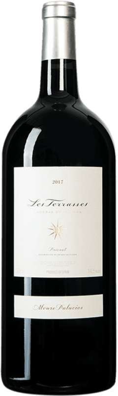 157,95 € | Red wine Álvaro Palacios Les Terrasses D.O.Ca. Priorat Catalonia Spain Grenache, Carignan Jéroboam Bottle-Double Magnum 3 L
