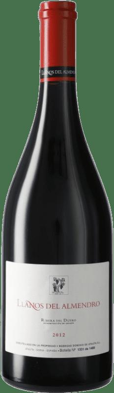 144,95 € 免费送货 | 红酒 Dominio de Atauta Llanos del Almendro D.O. Ribera del Duero 卡斯蒂利亚莱昂 西班牙 瓶子 75 cl
