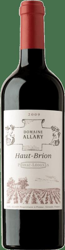 285,95 € Free Shipping | Red wine Château Haut-Brion 2009 A.O.C. Pessac-Léognan Bordeaux France Cabernet Sauvignon, Cabernet Franc Bottle 75 cl
