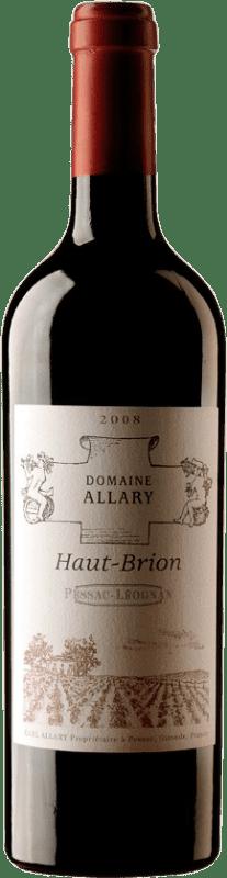 285,95 € Free Shipping | Red wine Château Haut-Brion 2008 A.O.C. Pessac-Léognan Bordeaux France Cabernet Sauvignon, Cabernet Franc Bottle 75 cl