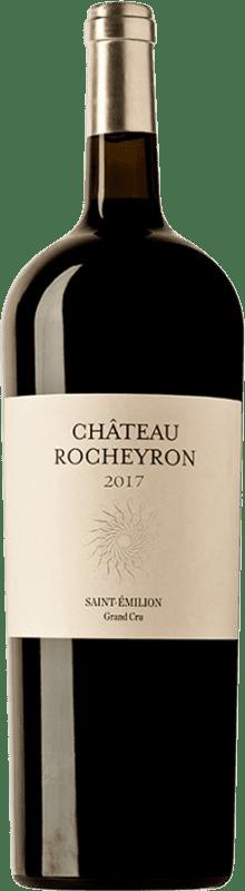 254,95 € Free Shipping | Red wine Château Rocheyron A.O.C. Saint-Émilion Bordeaux France Merlot, Cabernet Franc Magnum Bottle 1,5 L