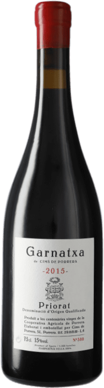 59,95 € | Red wine Cims de Porrera D.O.Ca. Priorat Catalonia Spain Grenache Bottle 75 cl