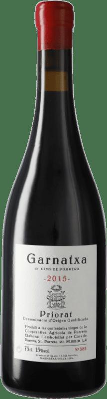 56,95 € Free Shipping   Red wine Finques Cims de Porrera D.O.Ca. Priorat Catalonia Spain Grenache Bottle 75 cl