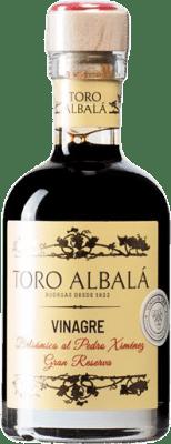 7,95 € Envío gratis | Vinagre Toro Albalá Andalucía España Pedro Ximénez Botellín 20 cl