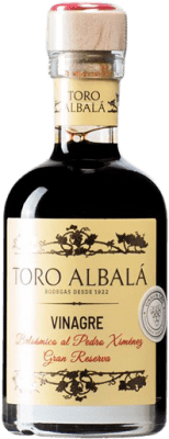 7,95 € Free Shipping | Vinegar Toro Albalá Andalusia Spain Pedro Ximénez Small Bottle 20 cl