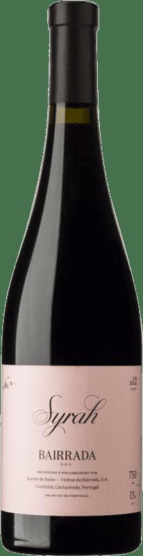 34,95 € Envío gratis | Vino tinto Niepoort I.G. Dão Dão Portugal Syrah Botella 75 cl