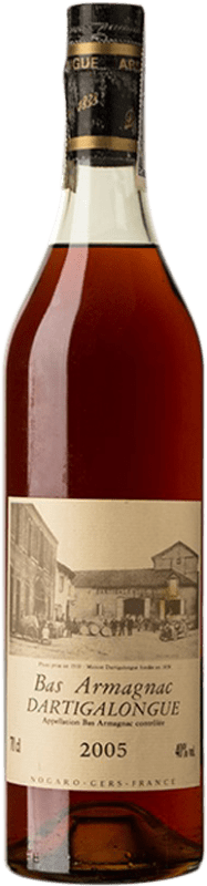 67,95 € Envío gratis   Armagnac Dartigalongue I.G.P. Bas Armagnac Francia Botella 70 cl