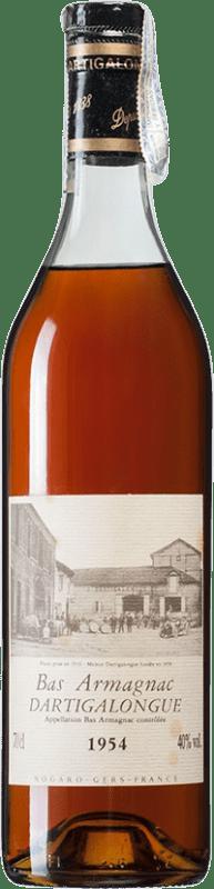 893,95 € Envío gratis   Armagnac Dartigalongue I.G.P. Bas Armagnac Francia Botella 70 cl