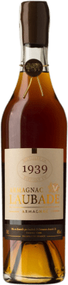 1 317,95 € Free Shipping | Armagnac Château de Laubade I.G.P. Bas Armagnac France Medium Bottle 50 cl