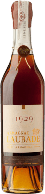 1 595,95 € Free Shipping | Armagnac Château de Laubade I.G.P. Bas Armagnac France Medium Bottle 50 cl