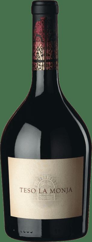 1 302,95 € Free Shipping | Red wine Teso La Monja D.O. Toro Castilla y León Spain Tinta de Toro Bottle 75 cl