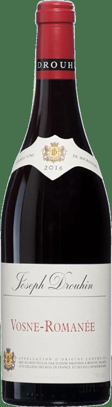 82,95 € 免费送货 | 红酒 Drouhin A.O.C. Vosne-Romanée 勃艮第 法国 瓶子 75 cl