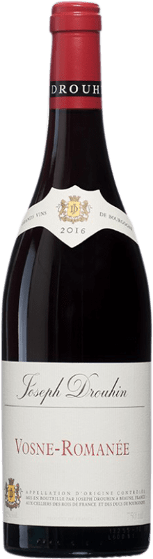 82,95 € Free Shipping | Red wine Drouhin A.O.C. Vosne-Romanée Burgundy France Bottle 75 cl