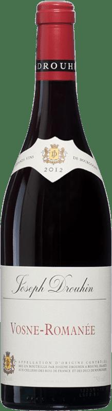 82,95 €   Red wine Drouhin A.O.C. Vosne-Romanée Burgundy France Pinot Black Bottle 75 cl