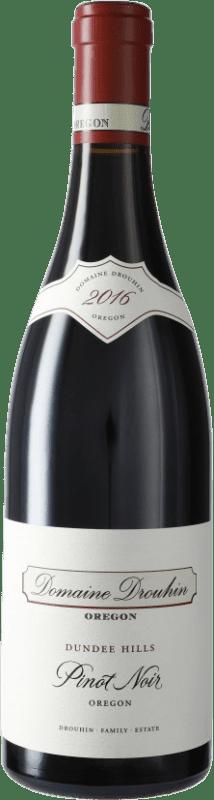 52,95 € 免费送货 | 红酒 Drouhin I.G. Willamette Valley 威拉米特谷 美国 Pinot Black 瓶子 75 cl