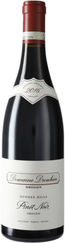 52,95 € Free Shipping | Red wine Drouhin I.G. Willamette Valley Willamette Valley United States Pinot Black Bottle 75 cl