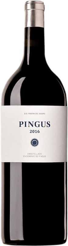 13 901,95 € | Red wine Dominio de Pingus D.O. Ribera del Duero Castilla y León Spain Tempranillo Imperial Bottle-Mathusalem 6 L