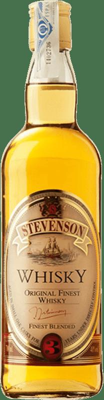 7,95 € Envoi gratuit   Whisky Blended Stevenson Espagne Bouteille 70 cl