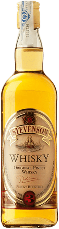 7,95 € Free Shipping | Whisky Blended Stevenson Spain Bottle 70 cl