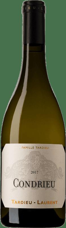 86,95 € | White wine Tardieu-Laurent A.O.C. Condrieu France Viognier Bottle 75 cl