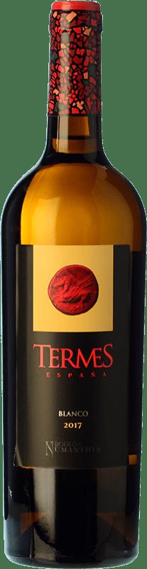 22,95 € Envío gratis | Vino blanco Numanthia Termes D.O. Toro Castilla y León España Malvasía Botella 75 cl