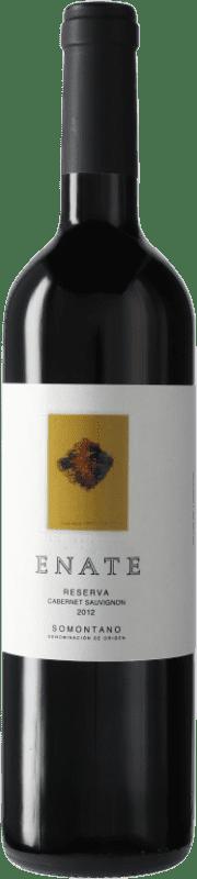 17,95 € | Red wine Enate Reserva D.O. Somontano Catalonia Spain Cabernet Sauvignon Bottle 75 cl