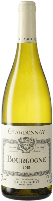 16,95 € | White wine Louis Jadot A.O.C. Côte de Beaune Burgundy France Chardonnay Bottle 75 cl