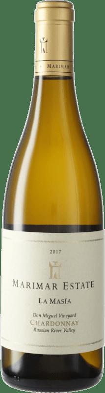 42,95 € | White wine Torres Marimar Estate I.G. California California United States Chardonnay Bottle 75 cl
