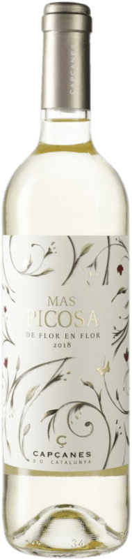 7,95 € | White wine Capçanes Mas Picosa Blanc Ecològic D.O. Catalunya Catalonia Spain Bottle 75 cl