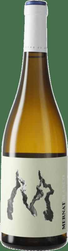 11,95 € Free Shipping | White wine Tierras de Orgaz Mernat D.O. La Mancha Castilla la Mancha Spain Bottle 75 cl