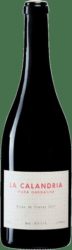 39,95 € Free Shipping | Red wine La Calandria Minas de Tierga Spain Grenache Bottle 75 cl