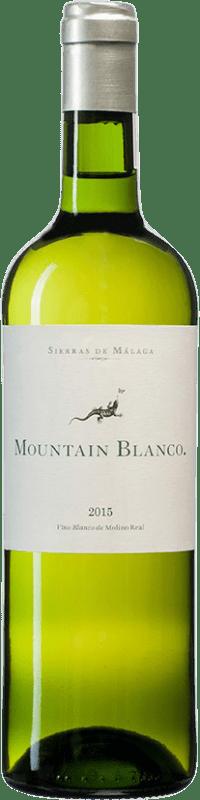 13,95 € Envío gratis | Vino blanco Telmo Rodríguez Mountain D.O. Sierras de Málaga España Moscatel de Alejandría Botella 75 cl