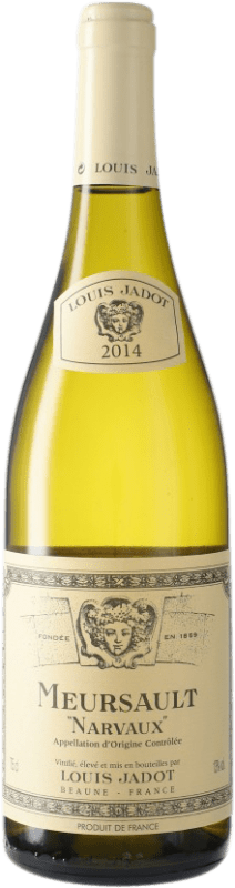 59,95 € | White wine Louis Jadot Narvaux A.O.C. Meursault Burgundy France Chardonnay Bottle 75 cl